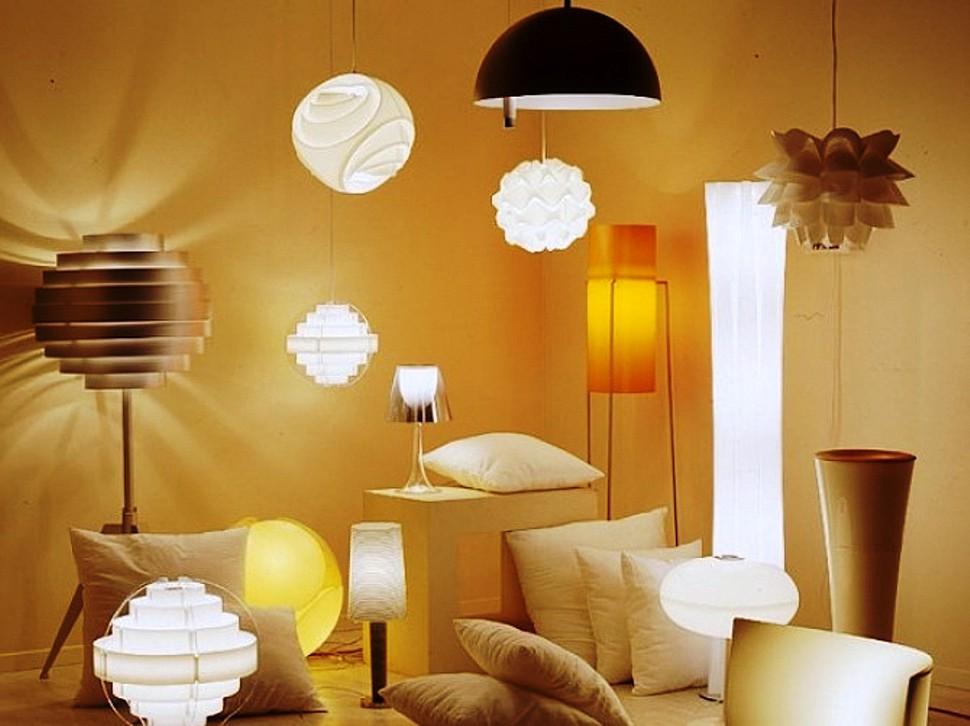 Светильники для больших помещений как выбрать